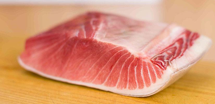 tuna-belly