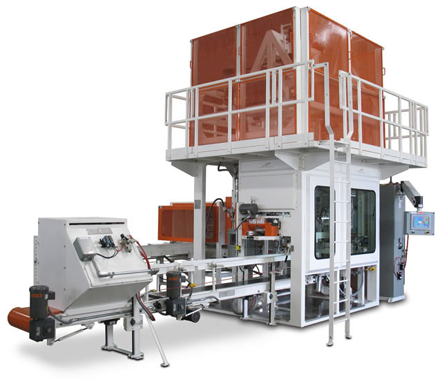 image of Thiele 3110 Bag Filling System