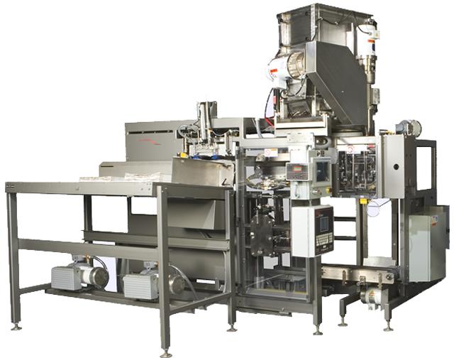 image of Thiele 7116 AutoTrim Flour Packer