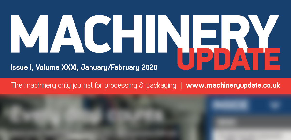 Image: Machinery Update Cover - Jan Feb 2020