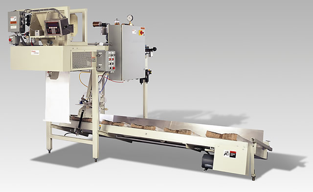 Image of Thiele 7102 Swinger Bag Filling System