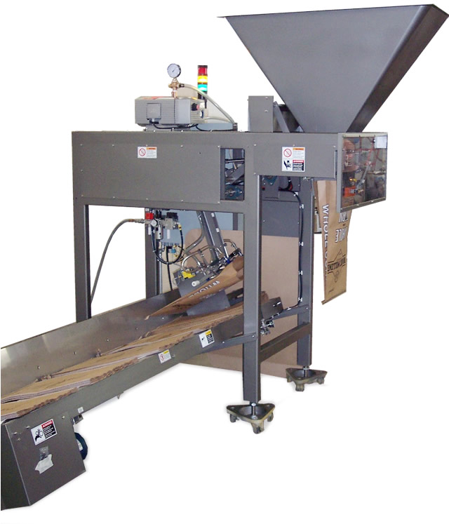 Image of Thiele 7103 Swinger Bag Filling System