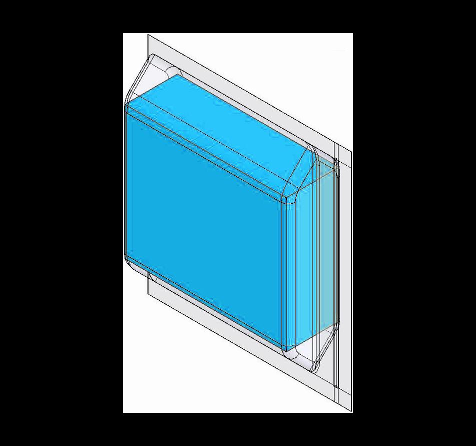 c-fold + zipper+p blue