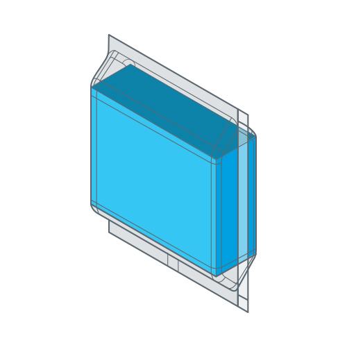 C-образное складывание