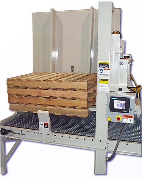 Thiele Model 3017 Empty Pallet Dispenser
