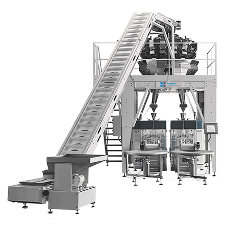 VFFS Integrated Packaging System