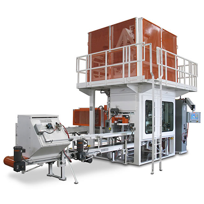 Bag Filling Equipment - Semi-Free Flowing