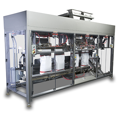 Bag Filling Equipment - Free- Flowing